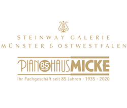 Piano Micke - Steinway Galerie Ostwestfalen