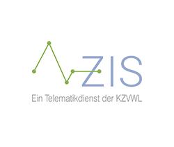 Webdesign für ZIS – KZVWL