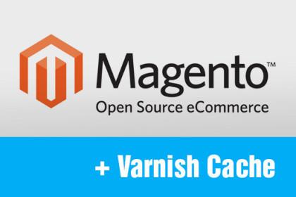 Varnish-Cache – der Turbo für Magento Shops