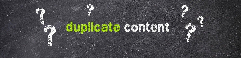 Duplicate Content – was ist das und was bedeutet er für SEO?