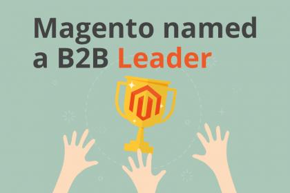 MagentovonForrester Researchals eine führendeE-CommerceSoftware ausgezeichnet