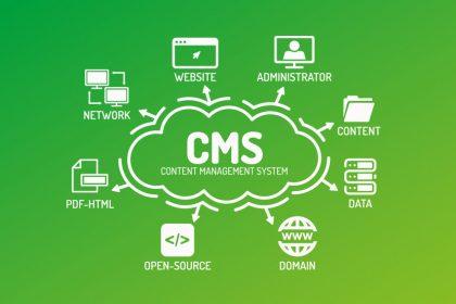 Top 5 Content Management Systeme 2018