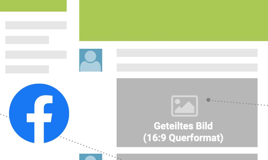 Facebook-Bildgrößen Infografik 2021 zum Ausdrucken [UPDATED!]