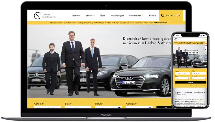 Schneider Chauffeur Service